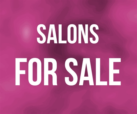 Prestigious San Fernando Valley Salon & Spa Great Street Visibility
